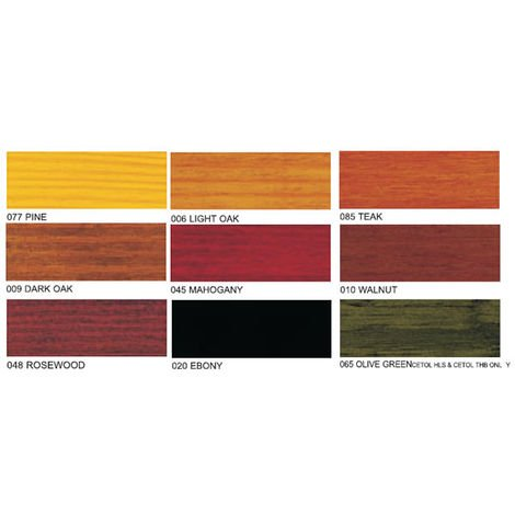 Sikkens Cetol Filter 7 Colour Chart - Best Picture Of Chart