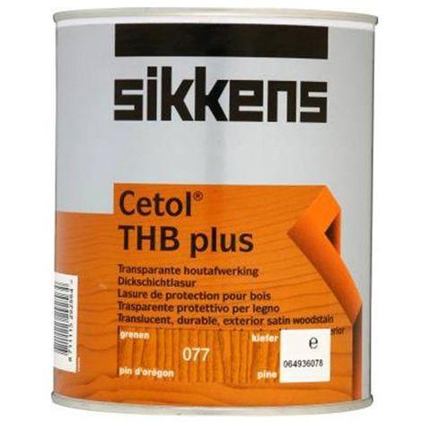 Sikkens Cetol Thb Plus 2.5L (select colour)