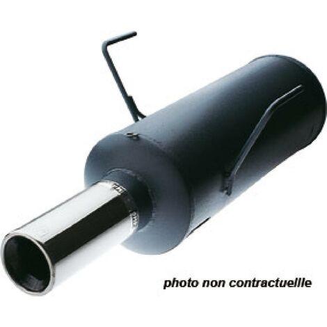 """main image of """"Silencieux echappement compatible avec Peugeot 106 Sport 1.4"""""""