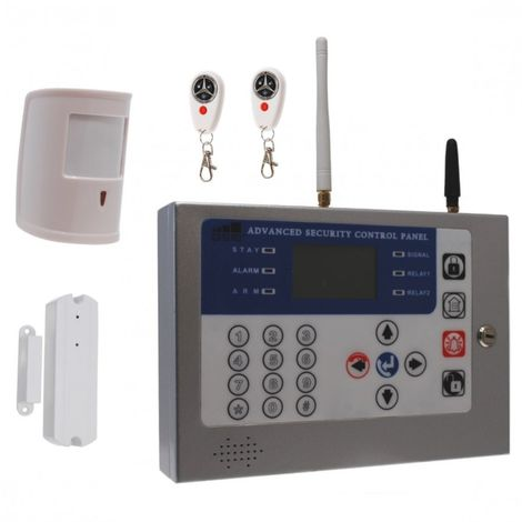 Silent Workshop GSM Wireless Alarm System 3