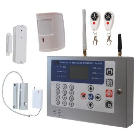 Silent Workshop GSM Wireless Alarm System 4