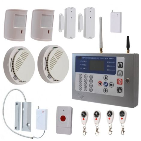 Silent Workshop GSM Wireless Alarm System 5