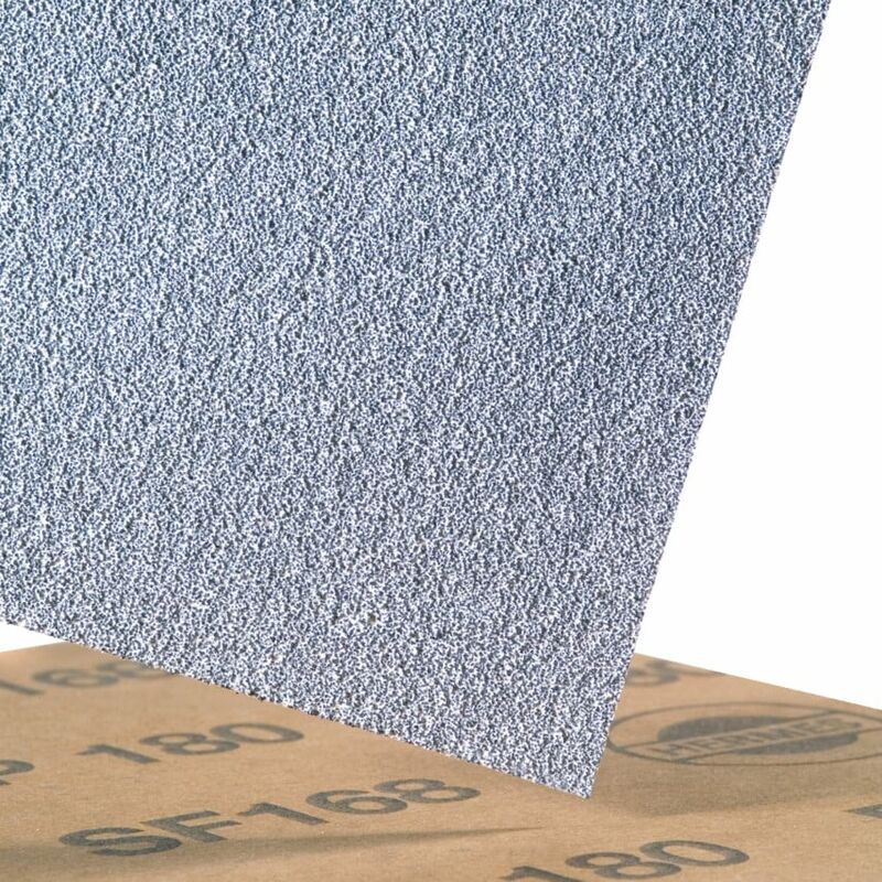 Image of Hermes Abrasifs - Hermes SF168 230X280MM Silicon Carbide Flex Sheets P180- you get 5