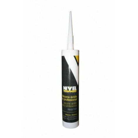Silicona Acida Profesional 300 Ml Bl C/Fung Quality Nivel