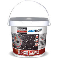 Silicona Liquida Sl3000 Blanco 1 Kg - RUBSON - 1894876
