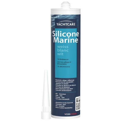 Silicona marina Yachtcare 310ml blanco
