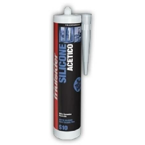 Silicone acetico acetico bianco ral 9010 s1001