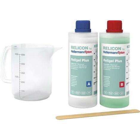 Silicone bi-composant RELICON Religel Plus Gel X055321
