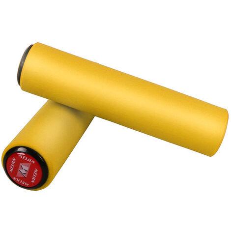 Silicone Grip Grip Grip VTT Grip Silicone Grip Grip Grip, Jaune