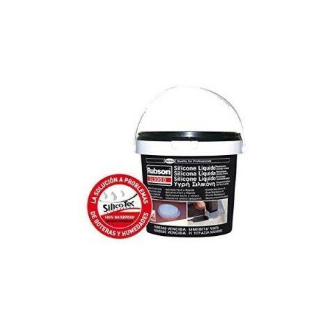 Silicone liquido rubson sl3000 grigio