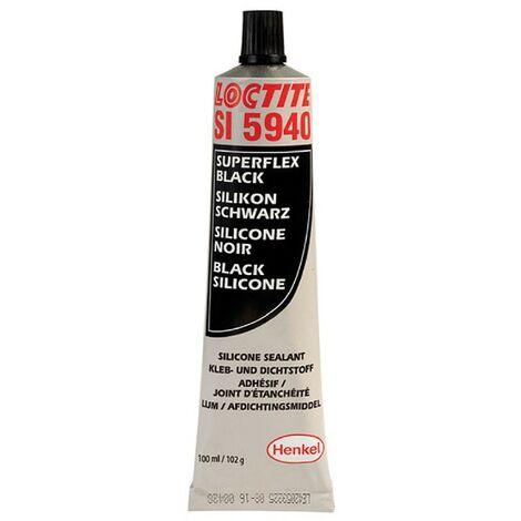 Silicone noir pour joint d'étanchéité 100ml - Loctite 1127070