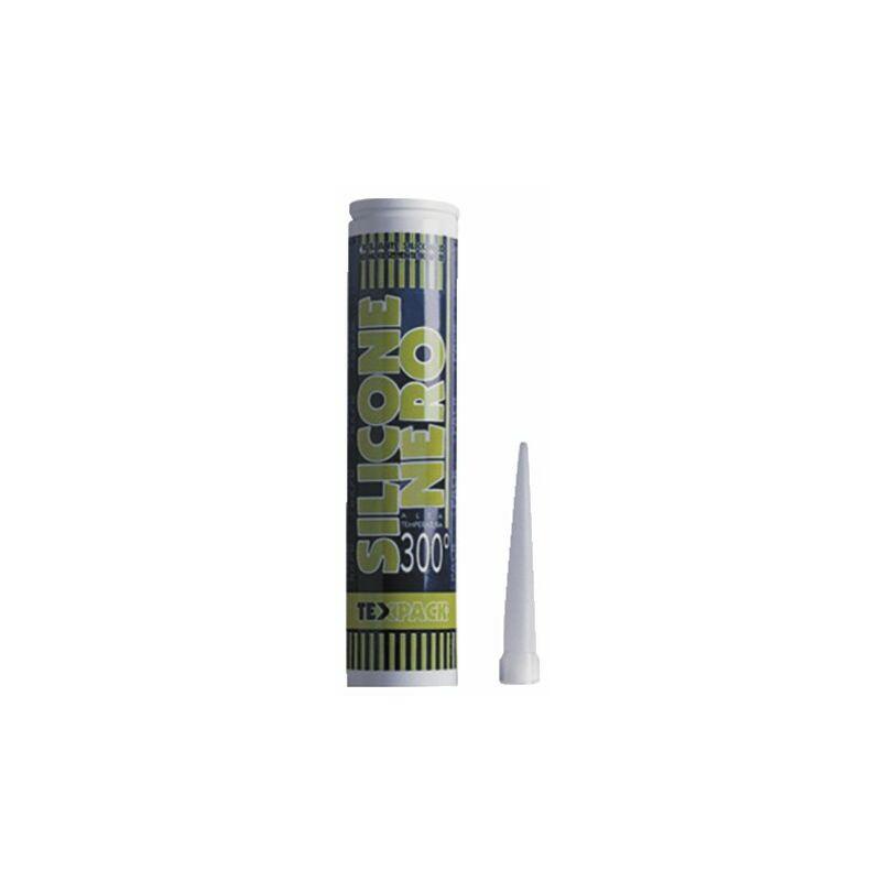 Silicone noire thermorésistant 280ml - Diff