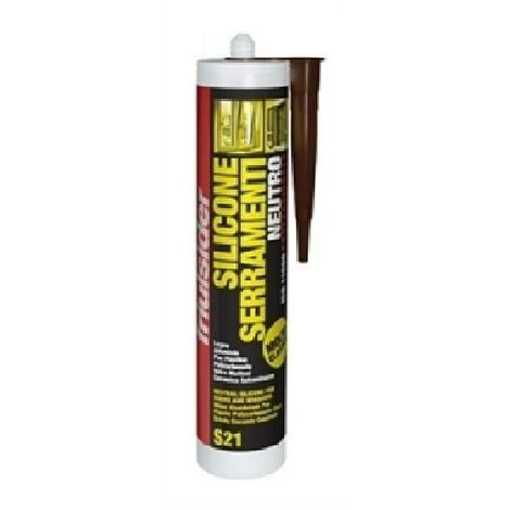 SILICONE POUR LATINGS BROWN 310ML S2106