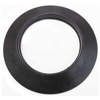silicone Rose noire dn 120 mm d. extérieur de 200 mm. granulés de fumée