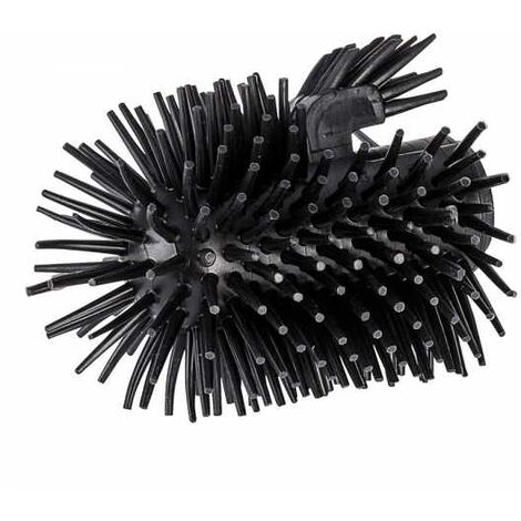 Silicone spare brush head with rim cleaner WENKO