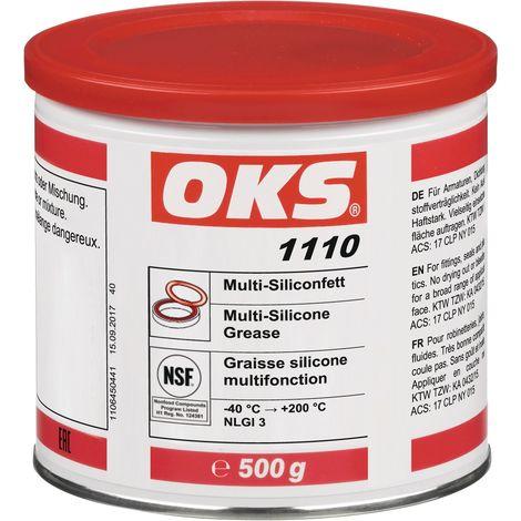 Siliconfett OKS 1110 500g-Dose transparent Silikonöl Verdicker