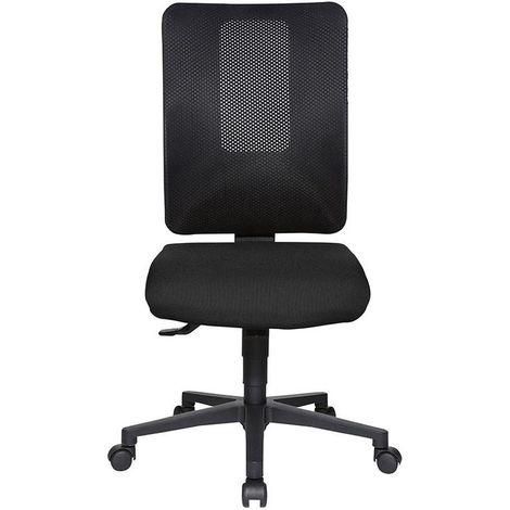 Silla de escritorio Open X (N) negro
