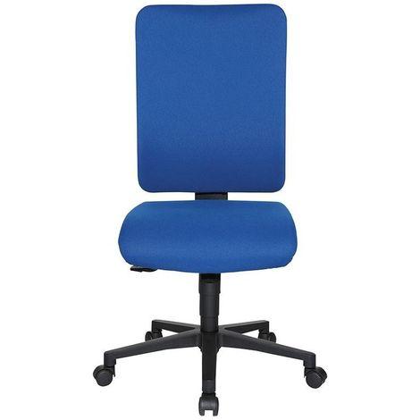 Silla de escritorio Open X (P) azul