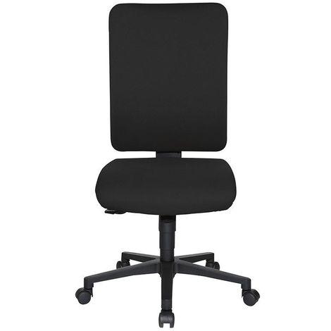 Silla de escritorio Open X (P) negro