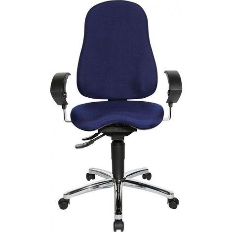 Silla escritorio Sitness 10 azul