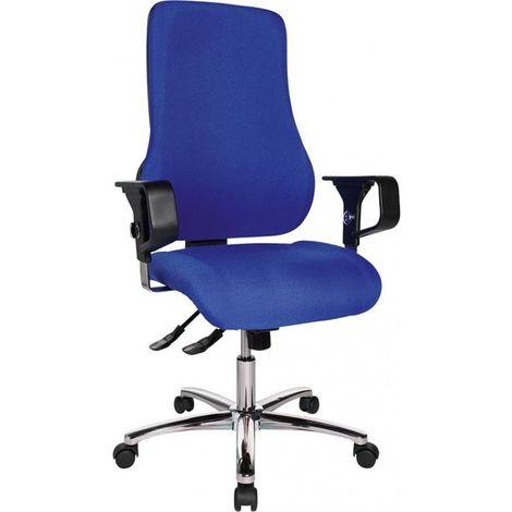 Silla escritorio Sitness 55 azul real