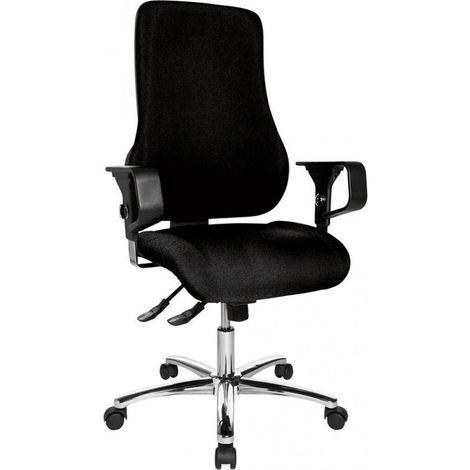 Silla escritorio Sitness 55 negro