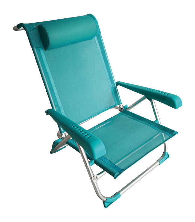 silla playa plegable baja
