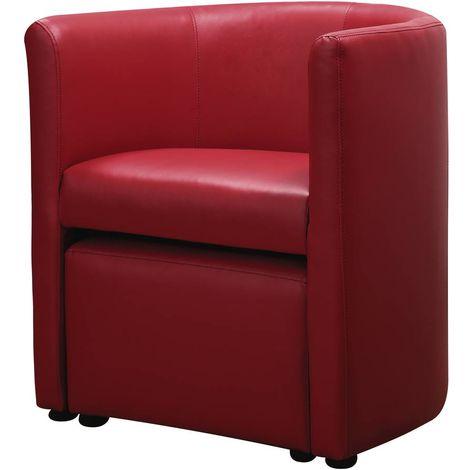 Sillón Basma - Rojo