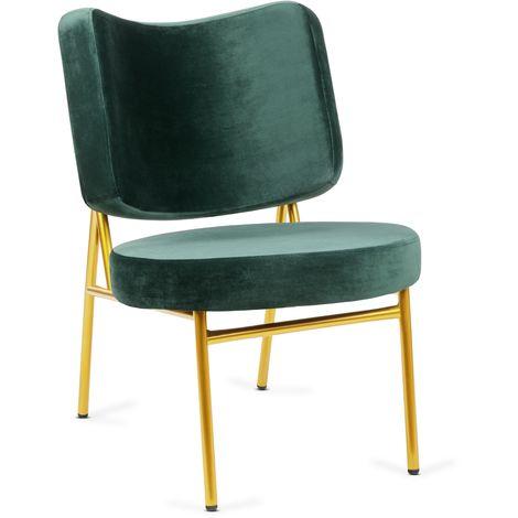 Sillon salon, butaca tapizada en tela, mueble sala de estar, sillon relax, asiento comodo acolchado, sillas de comedor, silla comoda para dormitorio, salon, oficina o comedor
