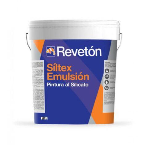 SILTEX EMULSION SILICATO BLANCO 15 LT
