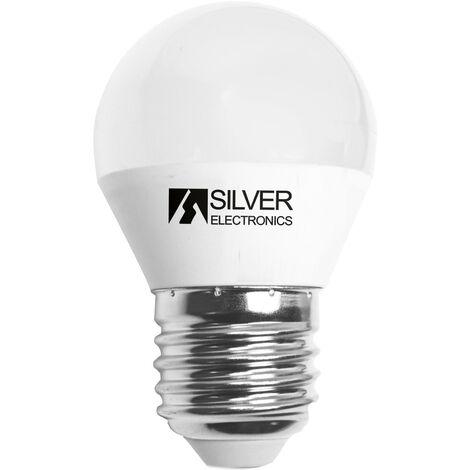 Ampoule LED E27 Sphère 6W 4000K