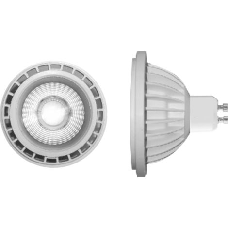GU10 Silver AR111 Electronics LED 3000K Bombilla 15W 230VAC W2EHD9I