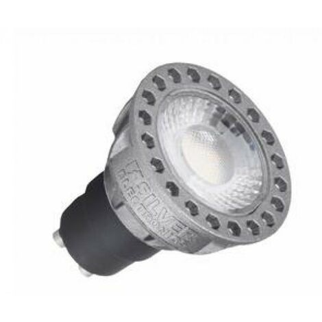 Silver Electronics Bombilla LED COMPACT 8W GU10 2700K