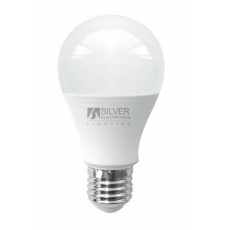 Silver Electronics Bombilla LED Eco Estandar 10W E27 3000K