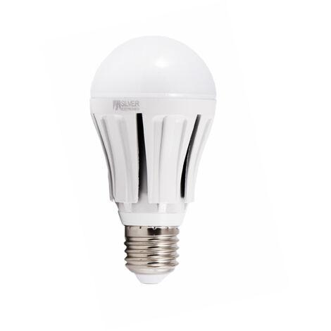 Silver Electronics Bombilla LED Estandar 15W E27 3000K
