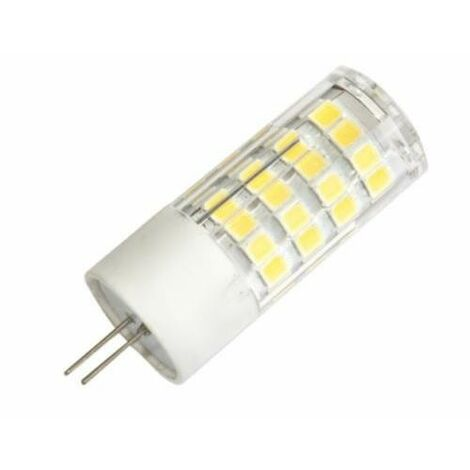 Silver Electronics Bombilla LED G4 3W 3000K