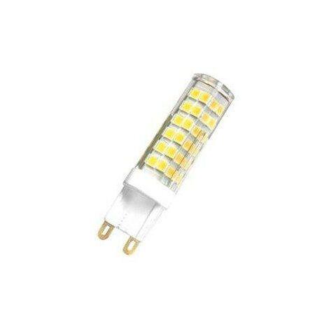 Silver Electronics Bombilla LED G9 5W 3000K