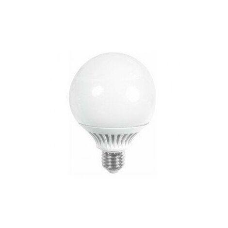 Silver Electronics Bombilla LED Globo 12W E27 3000K