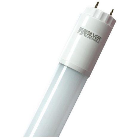 Silver Electronics Bombilla LED T8 ECO PACK 18W 1200mm 6000K