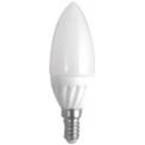 Silver Electronics Bombilla LED Vela 5W E14 5000K