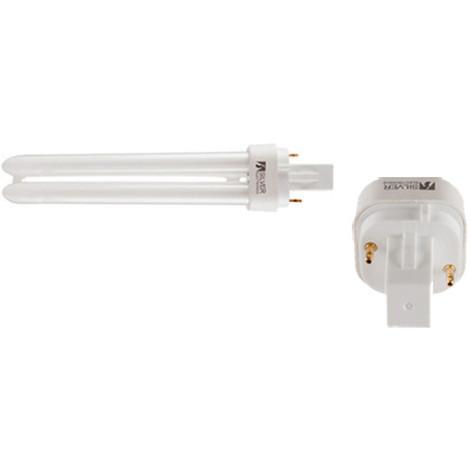 Silver Electronics Bombilla PLC 13W 2Pin 4200K (PVC)