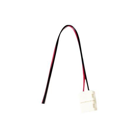 Silver Electronics Cable alimentación - 2 hilos para RGB (5 uds)