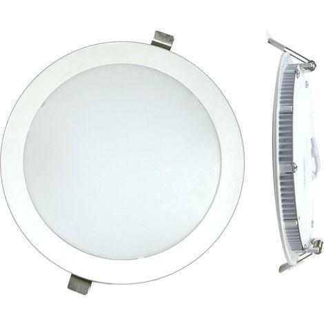 Silver Electronics Foco Downlight GORT 12W 3000K Blanco Empotrar