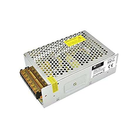 Silver Electronics Fuente alimentacion 150W 12V IP20