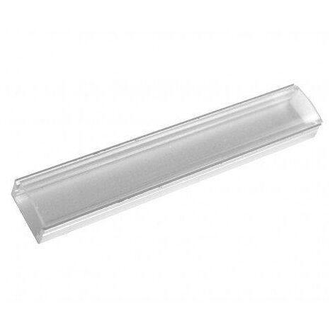 Silver Electronics Perfil aluminio 230V 2m superficie difusor opal