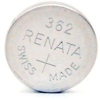 Silver oxide button cell 362 RENATA 1.55V 24mAh