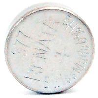 Silver oxide button cell 377 RENATA 1.55V 28mAh