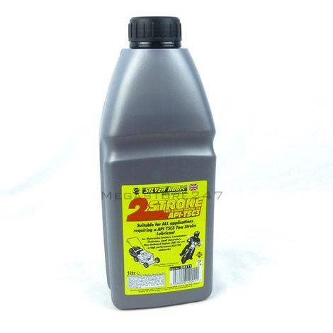 Silverhook API TSC3 Universal 2 Stroke Engine Oil External Oil Tank Mixing 1 L