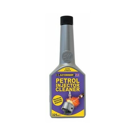 Silverhook SGA02 Petrol Injector Treatment 325ml