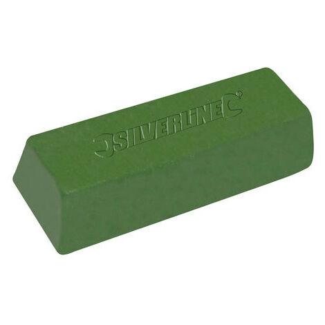 Silverline 107889 Green Polishing Compound 500g